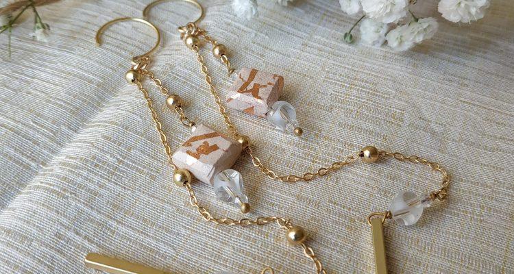 orecchini da sposa pendenti